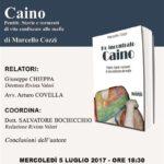 """Presentazione libro """"Ho incontrato Caino"""""""